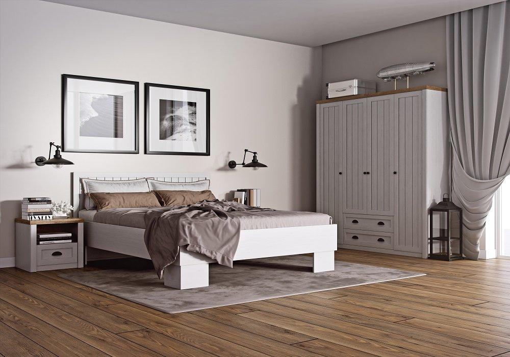 Kolekcia nábytku do spálne Provance