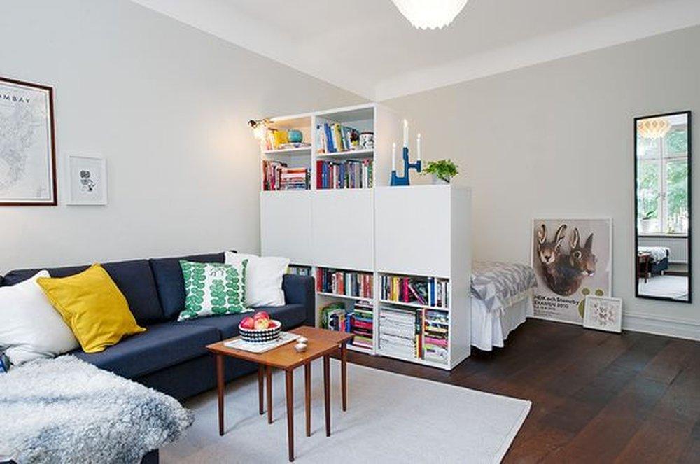 Zariadiť malý byt