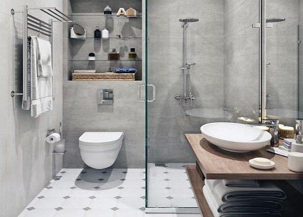 Háčiky v kúpeľni. Zdroj: pinterest.com