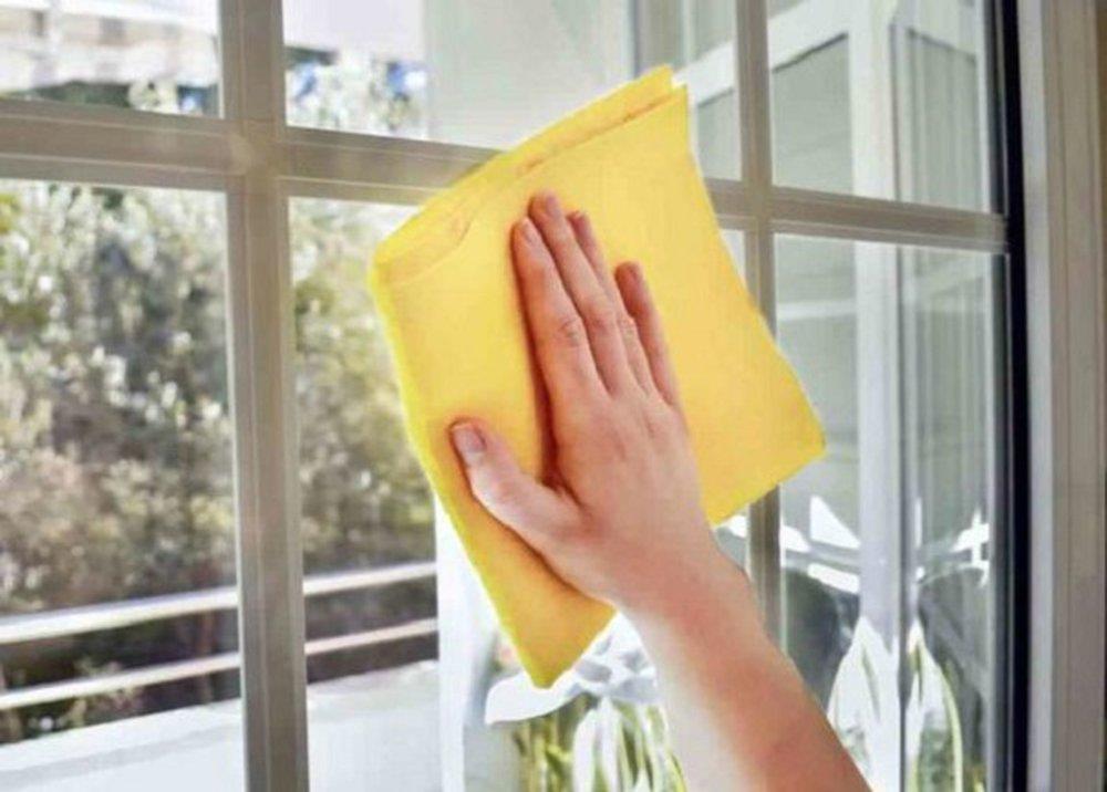 Čistiaci prostriedok na okná