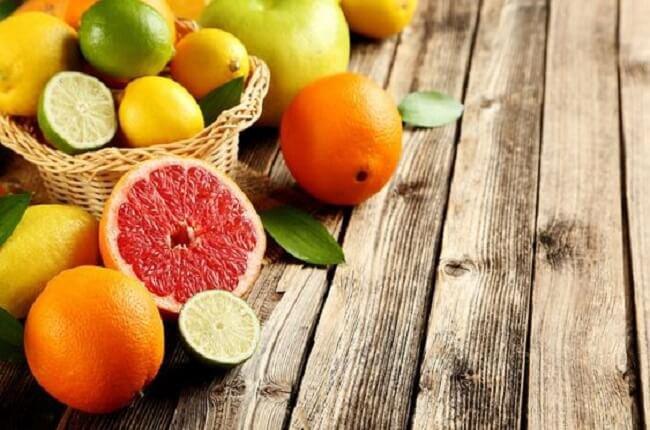 Citrusová vôňa v kúpeľni