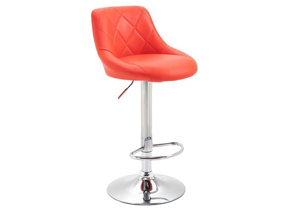 Barová stolička v ekokoži Marid