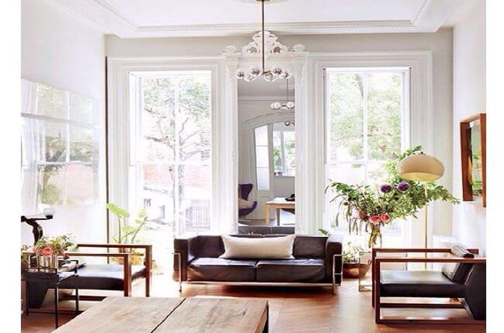 Kde umiestniť zrkadlo v obývačke