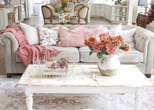 Vintage obývačka