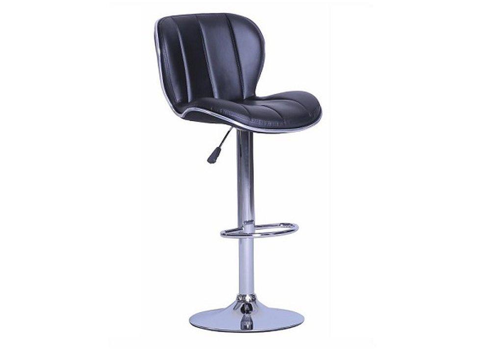 Barová stolička v čiernej farbe Duena