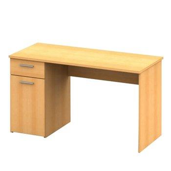 Písací stôl, buk, EGON
