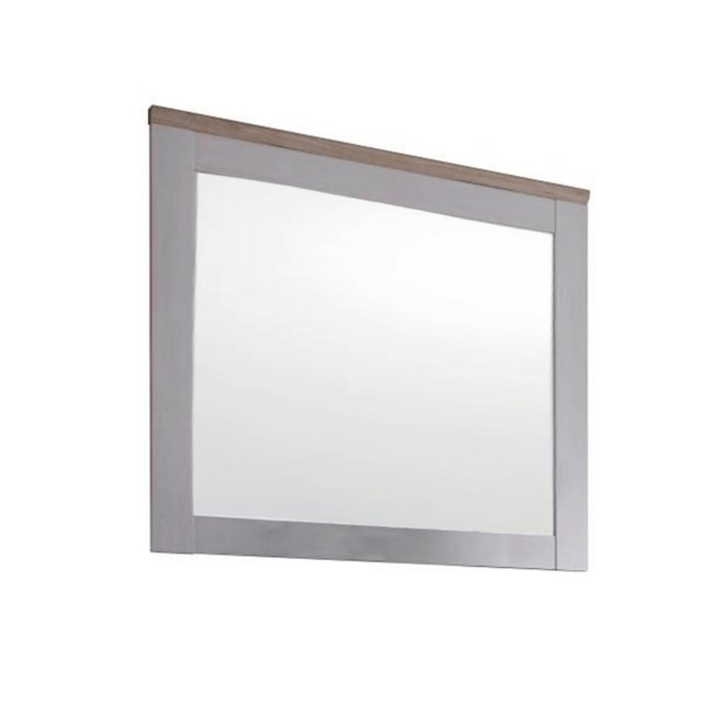 Zrkadlo, biela/san remo, PROVENSAL
