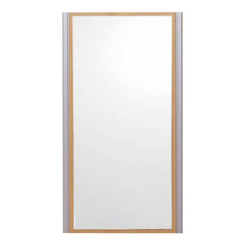 Zrkadlo, buk/strieborná, LISSI TYP 05