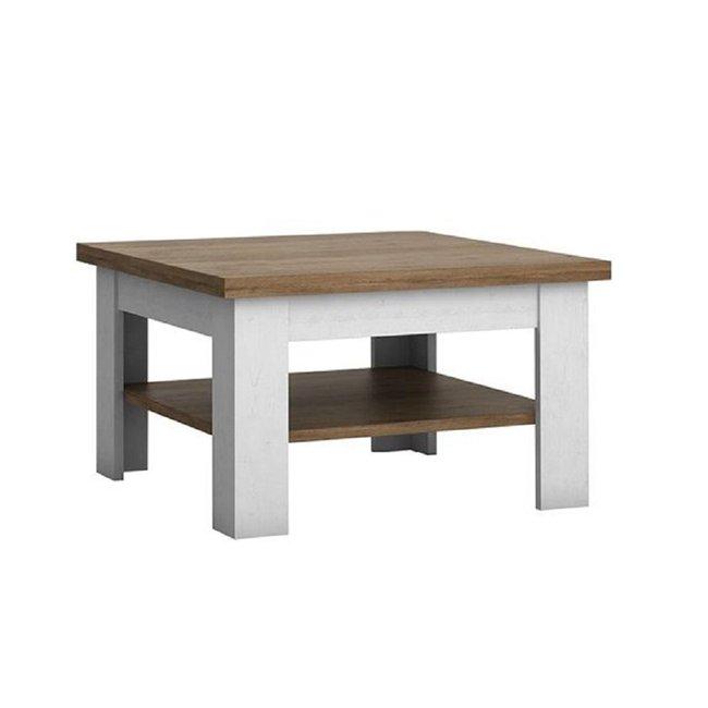 Konferenčný stolík, sosna Andersen/dub lefkas, PROVANCE, poškodený tovar