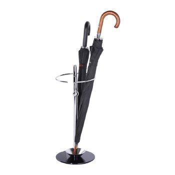 Stojan na dáždnik, kov/sklo, OLDO