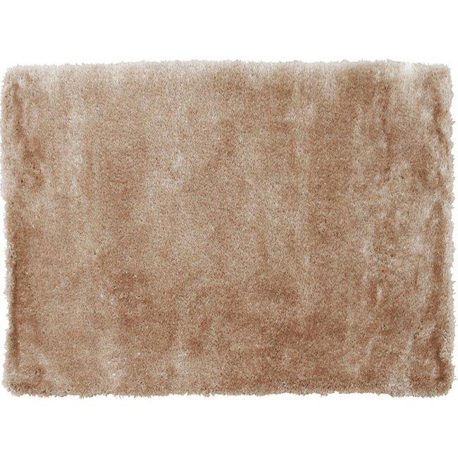 Koberec, svetlohnedá, 80x150, BOTAN