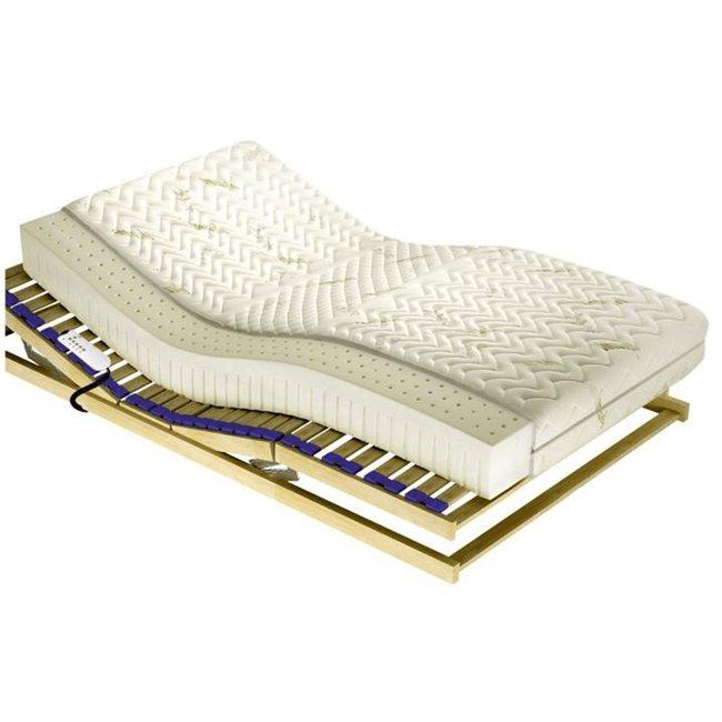 Latexový matrac, 80x200, DUAL