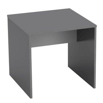 Písací stôl, grafit/biela, RIOMA NEW TYP 17