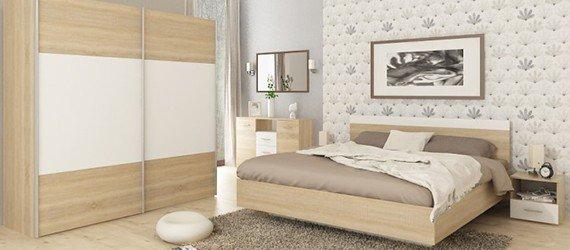 Drevené postele 120x200