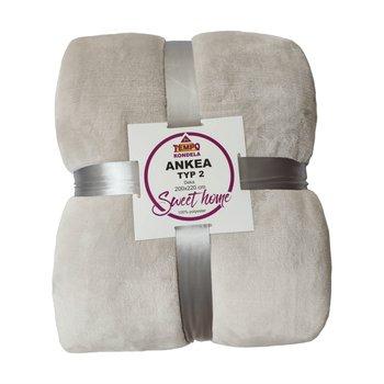 Obojstranná deka, biela, 200x220, ANKEA TYP 2