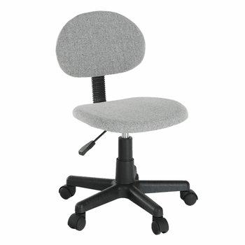 Kancelárska stolička, čierna/sivá, SALIM, rozbalený tovar