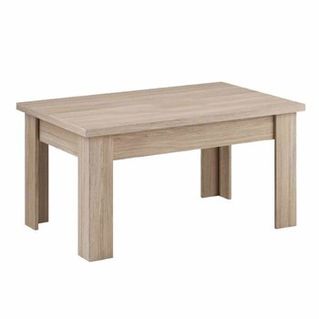 Konferenčný stolík, dub grandson svetlý, LETYA
