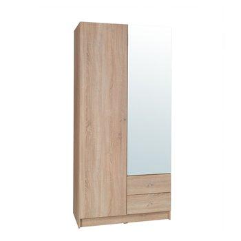 2-dverová skriňa, dub sonoma, MEXIM