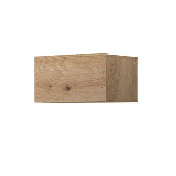 Závesná skrinka, dub artisan, SPRING ED60