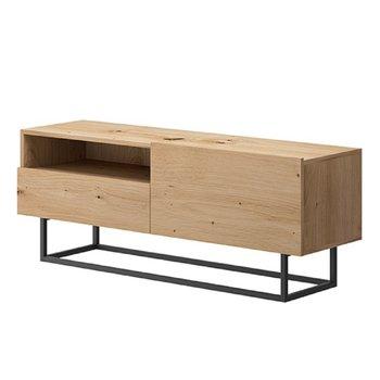 RTV stolík bez podstavy, dub artisan, SPRING ERTVSZ120
