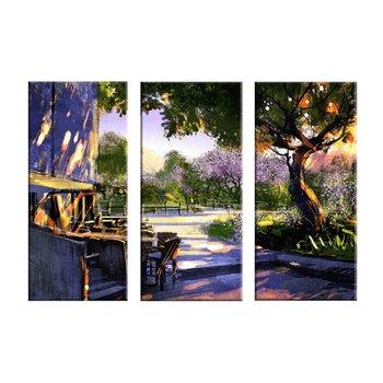 Obraz tlačený na plátno, viacfarebný, 150x100, MA 1004 KLASIK