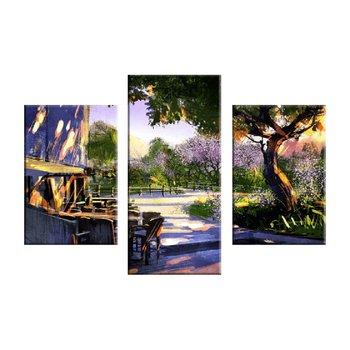 Obraz tlačený na plátno, viacfarebný, 60x40, MA 1004 ŠPECIÁL