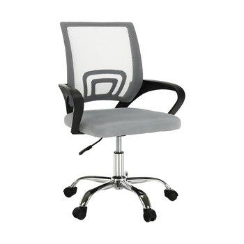 Kancelárska stolička,  sivá/čierna, DEX 2 NEW