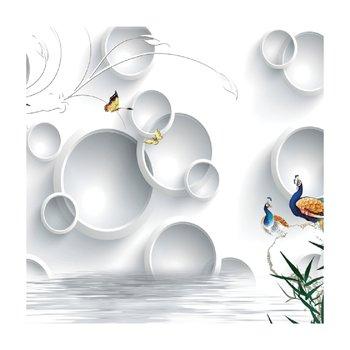 Obraz tlačený na plátno, viacfarebný, 30x30, WS 1007