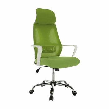 Kancelárske kreslo, zelená/biela, TAXIS