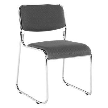 Zasadacia stolička, sivá sieťovina, BULUT
