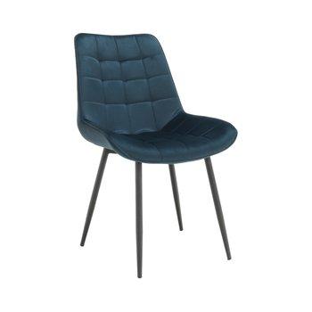 Stolička, modrá/čierna, SARIN