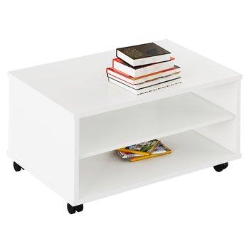 Konferenčný stolík, biela, RIOMA TYP 32