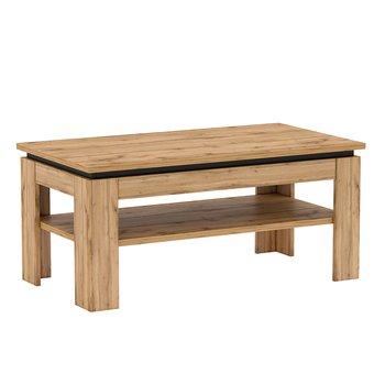 Konferenčný stolík, dub wotan, TORONTA T