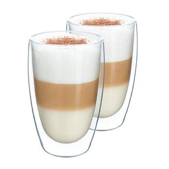 Termo poháre, set 2 ks, na latte, 450 ml, HOTCOOL TYP 2