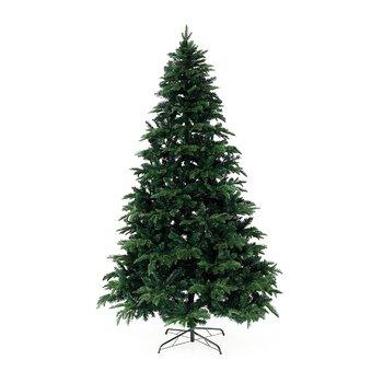 3D vianočný stromček, zelená, 220cm, CHRISTMAS TYP 3