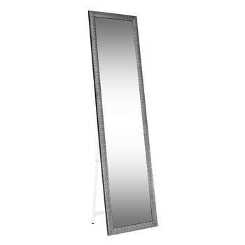 Stojanové zrkadlo, čierna, LAVAL