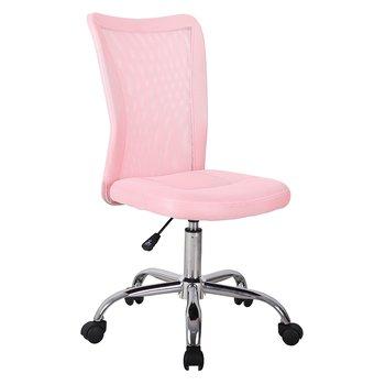 Kancelárska stolička, ružová, IDORO