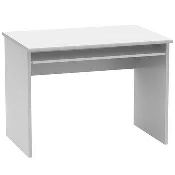 Písací stôl, biela, JOHAN 2 NEW 02