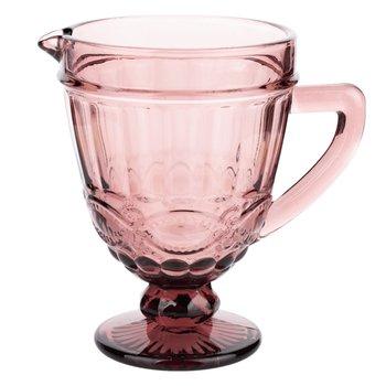 Vintage džbán na vodu/na víno, 1150ml, červená, SAVOY