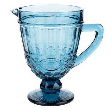 Vintage džbán na vodu/na víno, 1150ml, modrá, SAVOY