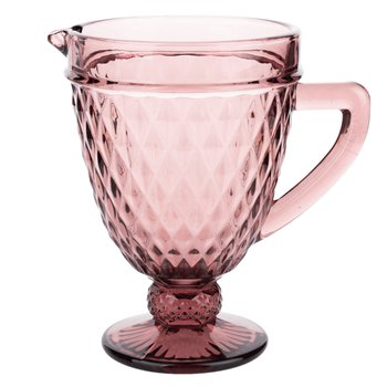 Retro džbán na vodu/na víno, 1150ml, červená, VERITAS