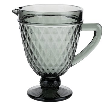 Retro džbán na vodu/na víno, 1150ml, sivá, VERITAS