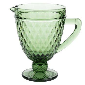 Retro džbán na vodu/na víno, 1150ml, zelená, VERITAS