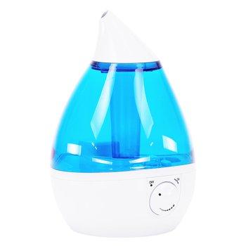 Ultrazvukový aróma zvlhčovač/difuzér, modrá/biela, SAXO