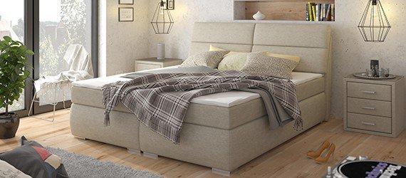 Boxspringová posteľ 120x200