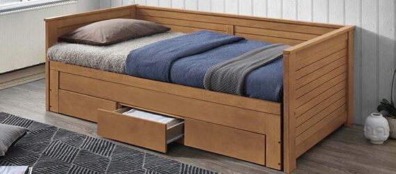 Jednolôžkové postele 90x195