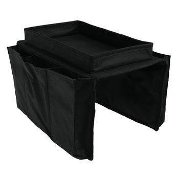 Organizér na pohovku, čierna, IPRES