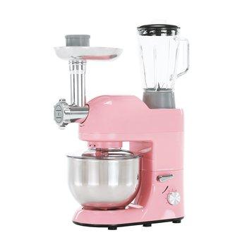 Kuchynský robot, 1800 W, 5 l, ružová/chróm, KANTE