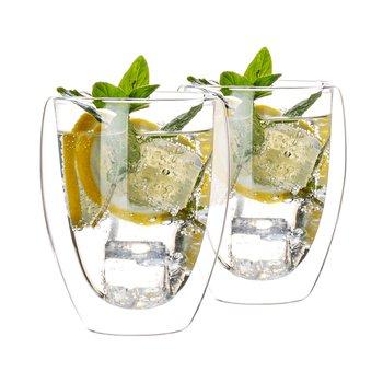 Termo poháre, set 2 ks, na vodu, 350 ml, HOTCOLD TYP 10