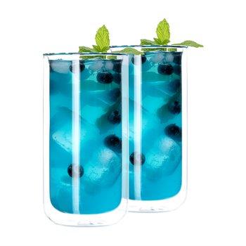 Termo poháre, set 2 ks, na drink, 300 ml, HOTCOLD TYP 13